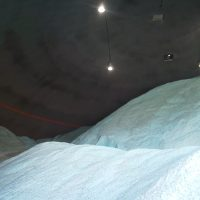 Bulk Salt Storage Dome
